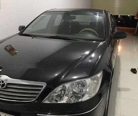 Bán Toyota Camry đời 2003, màu đen, giá chỉ 310 triệu0