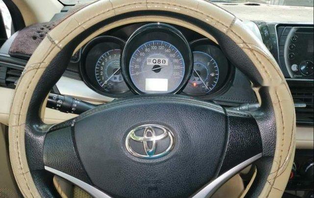 Cần bán gấp Toyota Vios đời 2016, màu bạc4