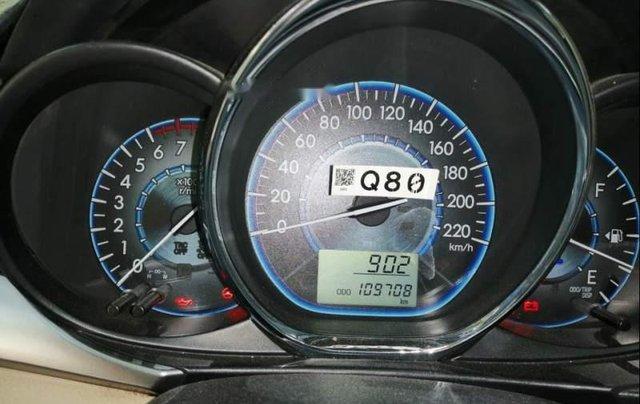 Cần bán gấp Toyota Vios đời 2016, màu bạc3