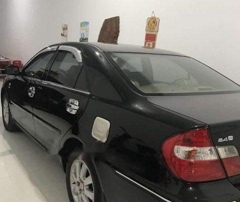 Bán Toyota Camry đời 2003, màu đen, giá chỉ 310 triệu2