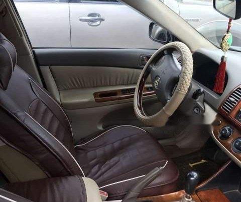 Bán Toyota Camry đời 2003, màu đen, giá chỉ 310 triệu1