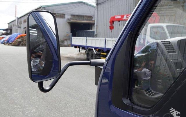Xe tải Đô Thành 3T5 thùng lửng1