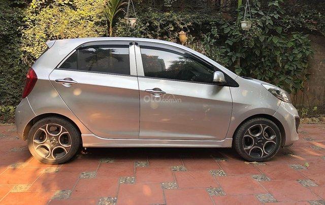 130tr nhận xe ngay, hỗ trợ trả góp 70%, Kia Morning 2011 nhập khẩu bản full kịch7