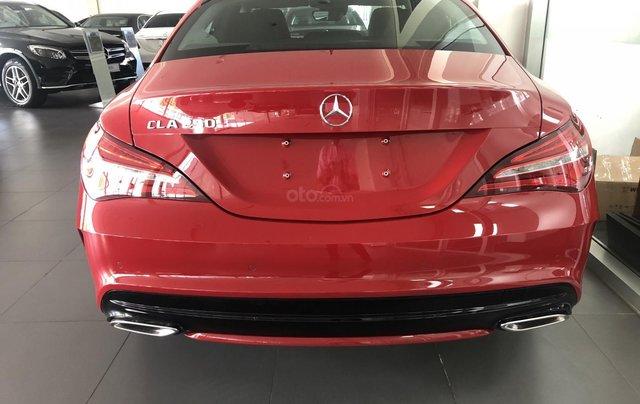Bán xe Mercedes CLA 250 mới, màu đỏ, xe nhập khẩu, vay trả góp 80% giá trị xe, lãi 0.77%/tháng cố định 36 tháng2