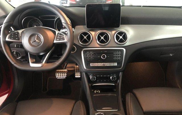 Bán xe Mercedes CLA 250 mới, màu đỏ, xe nhập khẩu, vay trả góp 80% giá trị xe, lãi 0.77%/tháng cố định 36 tháng6