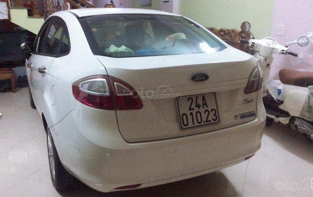 Cần bán Ford Fiesta 1.6AT sedan đời 2012, xe lướt1