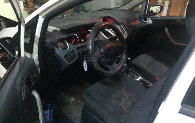 Cần bán Ford Fiesta 1.6AT sedan đời 2012, xe lướt7