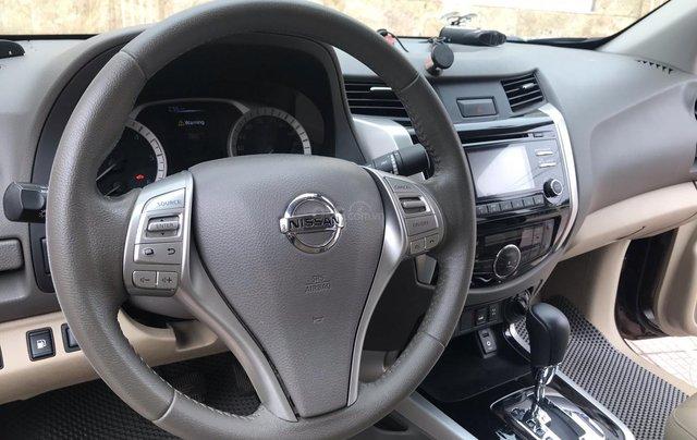 Bán Nissan Navara VL sản xuất năm 2016, màu nâu, nhập khẩu nguyên chiếc, giá chỉ 675 triệu7