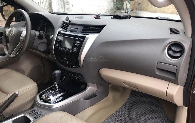 Bán Nissan Navara VL sản xuất năm 2016, màu nâu, nhập khẩu nguyên chiếc, giá chỉ 675 triệu10