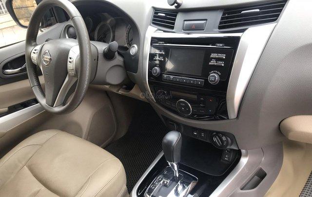 Bán Nissan Navara VL sản xuất năm 2016, màu nâu, nhập khẩu nguyên chiếc, giá chỉ 675 triệu11