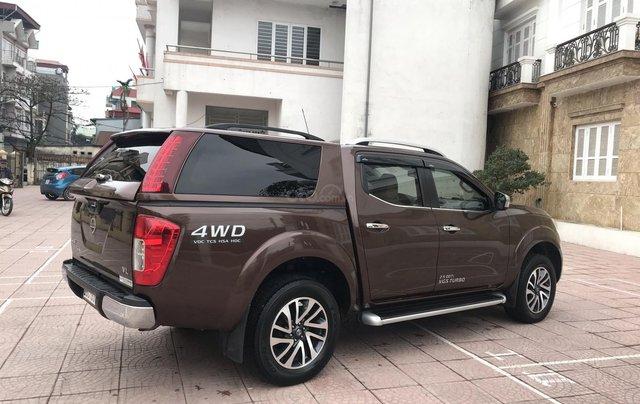 Bán Nissan Navara VL sản xuất năm 2016, màu nâu, nhập khẩu nguyên chiếc, giá chỉ 675 triệu15
