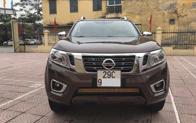 Bán Nissan Navara VL sản xuất năm 2016, màu nâu, nhập khẩu nguyên chiếc, giá chỉ 675 triệu16