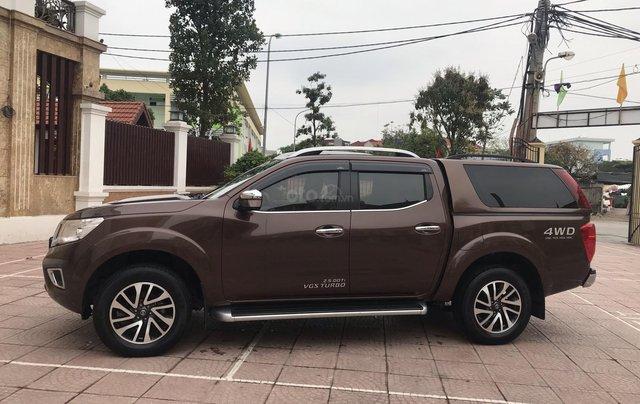 Bán Nissan Navara VL sản xuất năm 2016, màu nâu, nhập khẩu nguyên chiếc, giá chỉ 675 triệu0