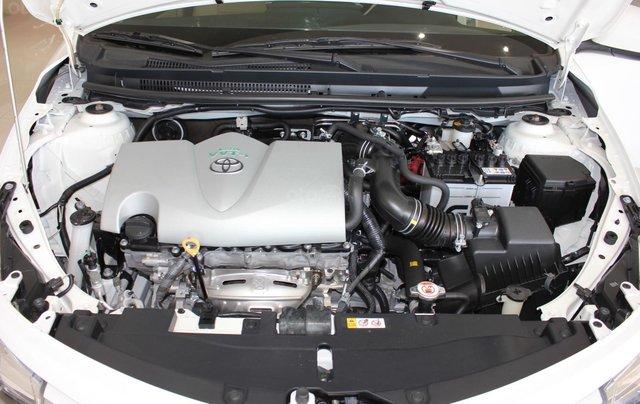 Bán ô tô Toyota Vios LX đời 2017, màu vàng cát, giá tốt14