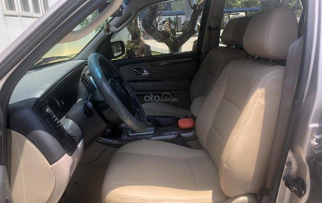 Bán ô tô Ford Escape năm sản xuất 2008, màu bạc3