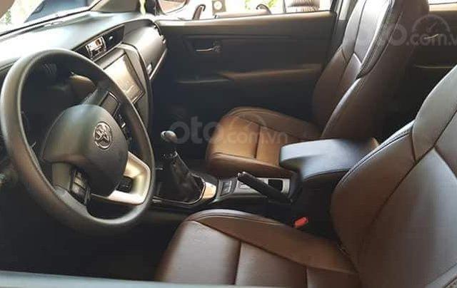Toyota Tân Cảng bán Fortuner máy dầu số sàn 2020- Mừng Tết Canh Tý bán giá hợp lý-xe giao trước Tết-LH 09019233996
