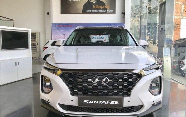 Bán Hyundai Santa Fe 2019, đủ màu, giao ngay. Giá chỉ từ 999tr0