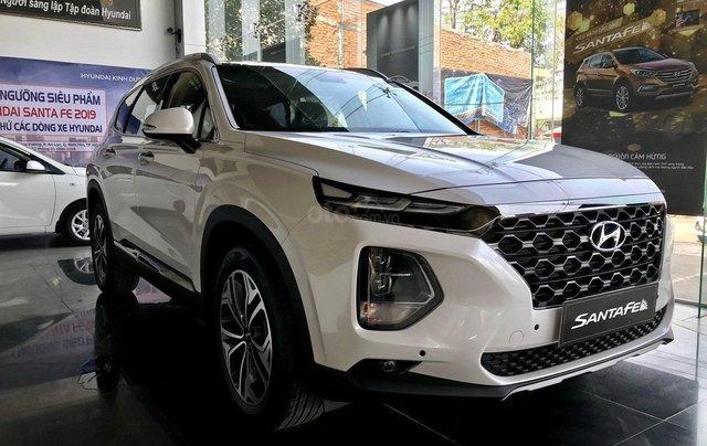 Bán Hyundai Santa Fe 2019, đủ màu, giao ngay. Giá chỉ từ 999tr2