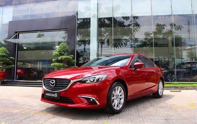 [Mazda Hà Đông] Mazda 6 2.0 ưu đãi lên đến hơn 61tr, sẵn xe đủ màu, liên hệ 09425608891