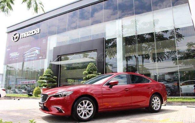 [Mazda Hà Đông] Mazda 6 2.0 ưu đãi lên đến hơn 61tr, sẵn xe đủ màu, liên hệ 09425608894