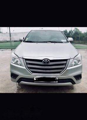 Chính chủ bán Toyota Innova 2016, màu bạc, nhập khẩu2