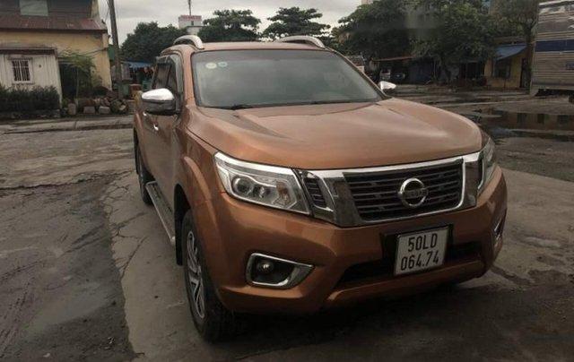 Bán ô tô Nissan Navara đời 2016, nhập khẩu nguyên chiếc0
