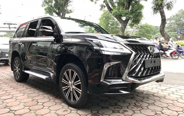 Bán LX570 Super Sport Autobiography MBS sản xuất 20195