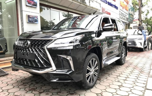 Bán LX570 Super Sport Autobiography MBS sản xuất 20190