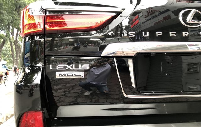 Bán LX570 Super Sport Autobiography MBS sản xuất 20199