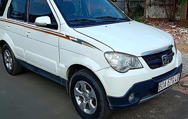 Bán Zotye Z300 2011, màu trắng, nhập khẩu nguyên chiếc0