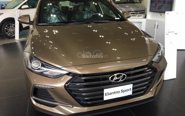 Bán Hyundai Elantra Sport 2020 đủ màu giao ngay, giá ưu đãi và nhiều quà tặng cực hấp dẫn - LH 09394932590