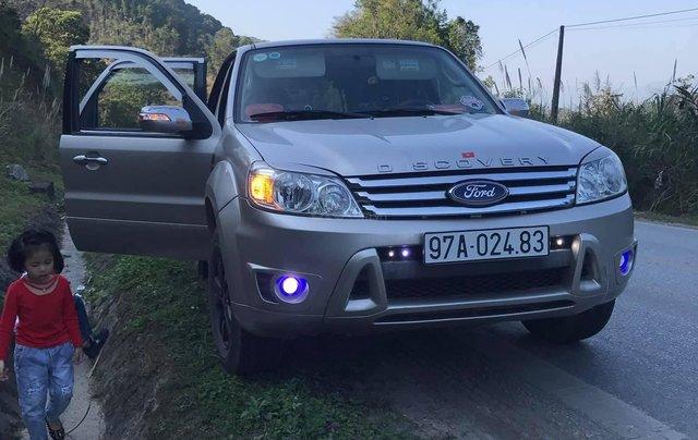 Cần bán nhanh Ford Escape XLS 2.3 sx 2009, số tự động4