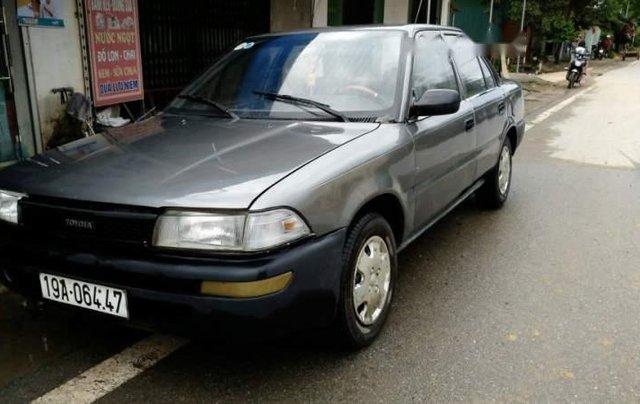 Bán xe Toyota Corona 1.3 năm 1990, màu xám, nhập khẩu1