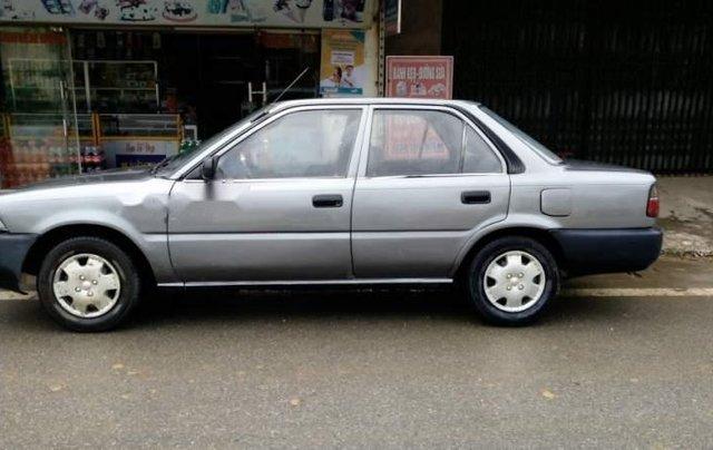 Bán xe Toyota Corona 1.3 năm 1990, màu xám, nhập khẩu0