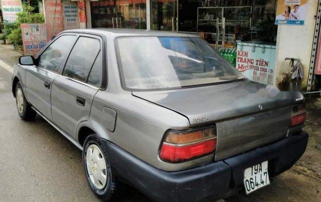 Bán xe Toyota Corona 1.3 năm 1990, màu xám, nhập khẩu5