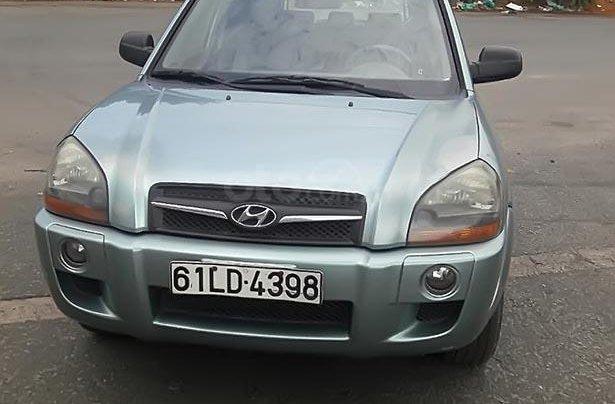 Bán xe Hyundai Tucson 2.0 MT đời 2009, nhập khẩu Hàn Quốc0