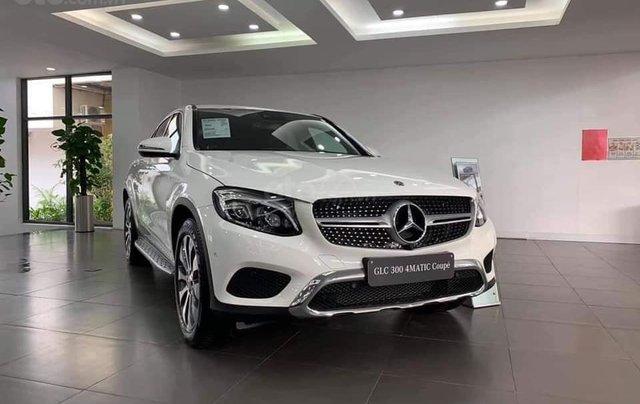 Xe nhập khẩu - giá xe Mercedes GLC 300 Coupe 4Matic, thông số kỹ thuật, giá lăn bánh, khuyến mãi 11/20190