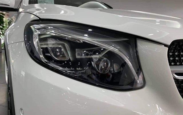 Xe nhập khẩu - giá xe Mercedes GLC 300 Coupe 4Matic, thông số kỹ thuật, giá lăn bánh, khuyến mãi 11/20194