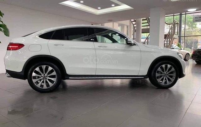 Xe nhập khẩu - giá xe Mercedes GLC 300 Coupe 4Matic, thông số kỹ thuật, giá lăn bánh, khuyến mãi 11/20192