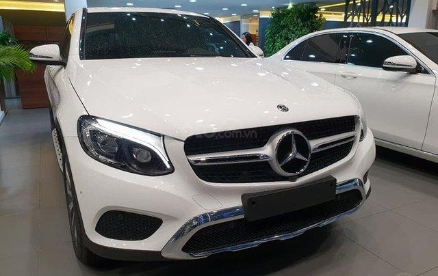 Xe nhập khẩu - giá xe Mercedes GLC 300 Coupe 4Matic, thông số kỹ thuật, giá lăn bánh, khuyến mãi 11/20193