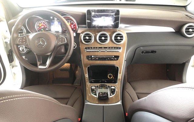 Xe nhập khẩu - giá xe Mercedes GLC 300 Coupe 4Matic, thông số kỹ thuật, giá lăn bánh, khuyến mãi 11/20199