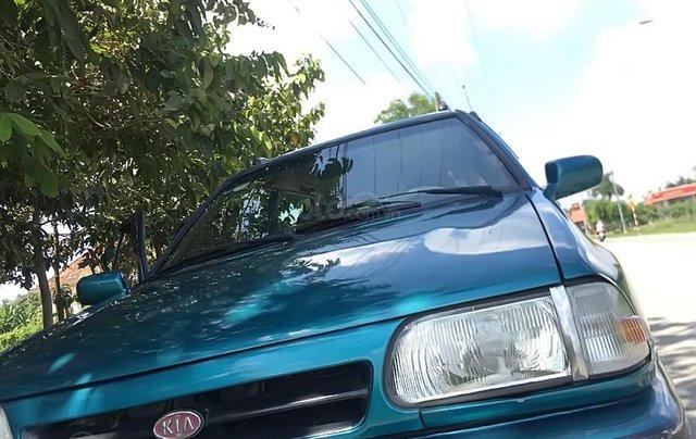 Bán Kia Pride đời 2000, màu xanh lam, giá 64tr0