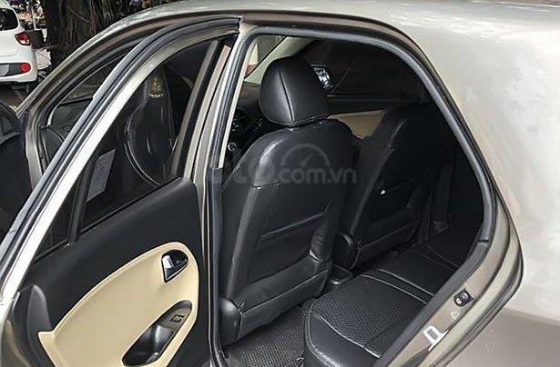 Bán xe Kia Morning đời 2011, màu xám, nhập khẩu giá cạnh tranh1