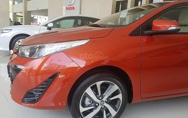 Bán ô tô Toyota Yaris G 2019, nhập khẩu, giá chỉ 630 triệu0