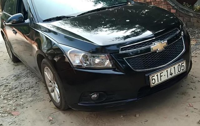 Bán Chevrolet Cruze 2015, màu đen, nhập khẩu 1