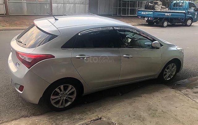 Bán ô tô Hyundai i30 năm sản xuất 2013, màu bạc, xe nhập, giá 450tr0