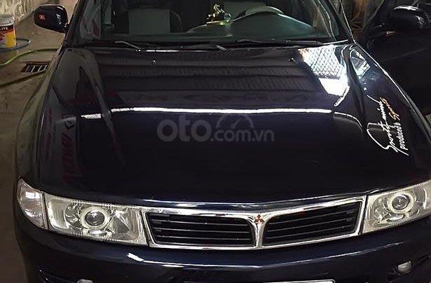 Cần bán Mitsubishi Lancer sản xuất năm 2001, màu xanh lam, nhập khẩu 0