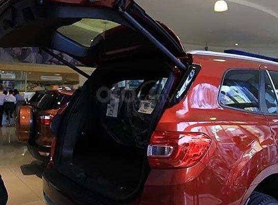 Bán Ford Everest Titanium 2.0L 4x4 AT năm 2019, màu đỏ, xe nhập1