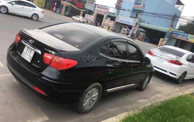 Bán Hyundai Avante 1.6 MT đời 2012, màu đen4
