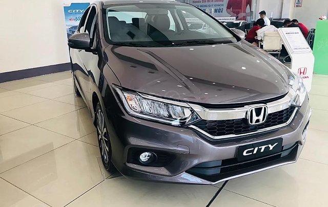 Bán Honda City 1.5TOP năm sản xuất 2019, 599tr0